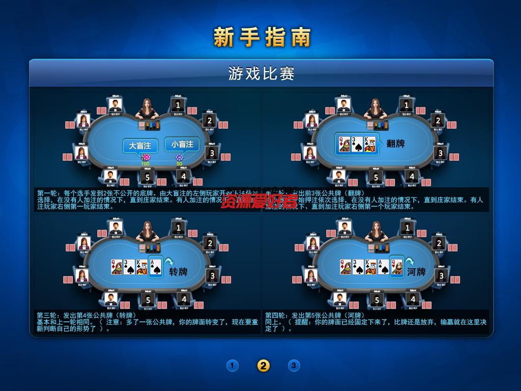 联众德州扑克源代码(手机版) 棋牌源码 第3张